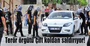 PKK'dan Yol Kesmeye Devam...