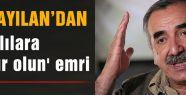 PKK'lılara 'hazır olun' emri