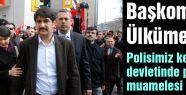 'Polisimiz kendi devletinde parya muamelesi görüyor'