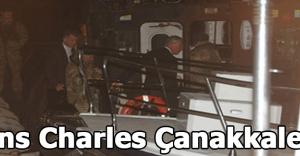 Prens Charles Çanakkale'de