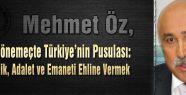 Puslu Dönemeçte Türkiye'nin Pusulası