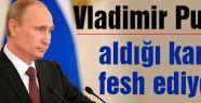 Putin, aldığı kararı fesh ediyor