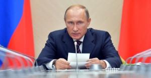 Putin,yurt dışına asker gönderme izni istedi