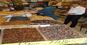 Ramazan bamya, hurma, üzüm ve kayısı satışları patladı