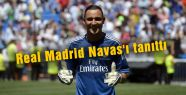 Real Madrid Navas'ı tanıttı