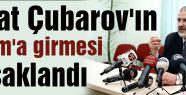 Rıfat Çubarov'un Kırım'a girmesi yasaklandı