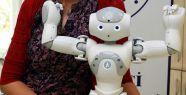 Robotla egzersiz imkanı