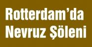 Rotterdam'da Nevruz Şöleni
