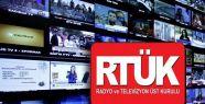 RTÜK'ten  ''Yayın yasağı'' açıklaması