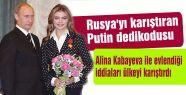 Rusya'da  Putin dedikodusu