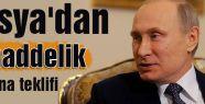 Rusya'dan 5 maddelik Ukrayna teklifi