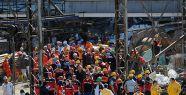 Sağ kurtulan 486 işçinin ismi yayımlandı