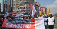 Sağlık çalışanlarından grev ve protesto