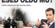 Saldırıda Esad öldü mü?