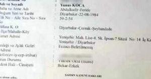 Saldırıda ölen AK Partili başkan durumu emniyete bildirmiş