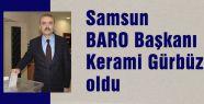 Samsun BAROSU Başkanı belli oldu