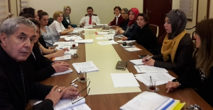 Samsun il kadın hakları koordinasyon toplantısı