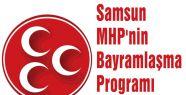 Samsun MHP'nin Bayram Programı
