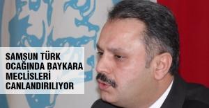 Samsun Türk Ocağında Baykara Meclisleri Canlandırılıyor