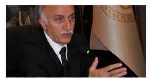 Samsun Valisi; 30 Ağustos Zafer Bayramı'nı kutluyorum