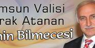 Samsun Valisi olarak Atanan Şahin Bilmecesi