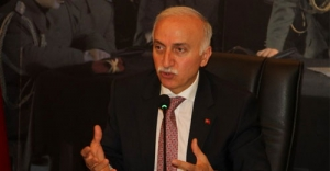 Samsun Valisi Şahin'in Kurban Bayramı mesajı