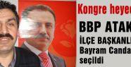 Samsun'da BBP'i Heycecanı!