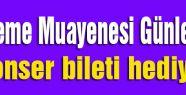 Samsun'da Kadın Sağlığı Eğitim Projesi