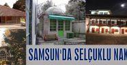 Samsun'da Selçuklu Nakışları