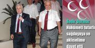 """Samsun'dan Hükümete """"Suriye"""" Eleştirisi"""