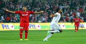 Samsunspor taraftarları gözyaşlarına boğuldu...