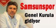 Samsunspor'a Genel Kurul Yolu...