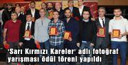 Sarı Kırmızı Kareler...