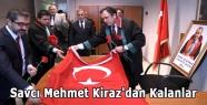 Savcı Mehmet Kiraz'dan Kalanlar