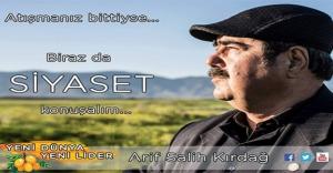 Seçilmezsem Kıbrıs Türk'ü yok olur