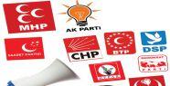 Seçime hangi siyasi partiler katılacak?