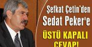 Sedat Peker'e MHP'den üstü kapalı cevap!