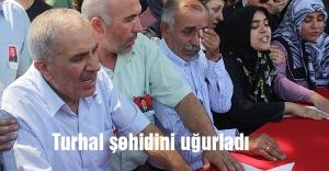 Şehit Uzman Çavuş Yasin Gencer Tokat'ta uğurlandı