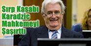 Sırp Kasabı Karadzic Mahkemede