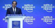 Sisi Davos'tan Dünyaya Barış Mesajı Verdi