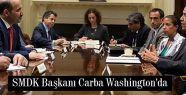 SMDK Başkanı Obama ve Rice ile görüştü