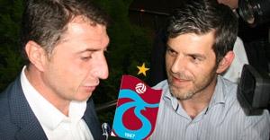 Şota Arveladze Trabzon'da