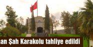 Süleyman Şah Türbesi Gece yarısı Operasyonuyla tahliye edildi