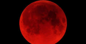 'Süper Ay Tutulması' böyle görüntülendi