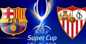 'Süper Kupa' Barcelona'nın