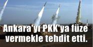 Suriye, 'Füzeleri PKK'ya Veririz'