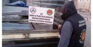 Suriye sınırında 3 bin 500 litre kaçak akaryakıt ele geçirildi