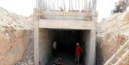 Suriye'de hastaneler yer altına iniyor