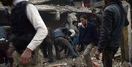 Suriye'de kan akmaya devam ediyor...