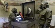 Suriye'de yeni kimyasal tesisler...